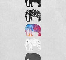 Five Elephants by Elisabeth Fredriksson