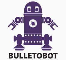 BULLETOBOT (purple) by jodalry