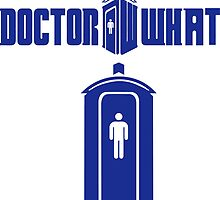 Doctor Who - Porta T.A.R.D.I.S. by honestlyanthony
