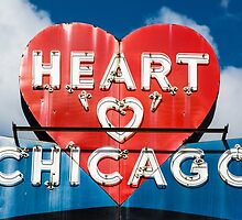 Chicago's Heart Motel by Kadwell