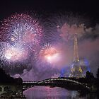 Fireworks5 - Paris by Paul Campbell  Photography