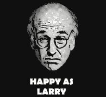 Happy as Larry  by Brother Adam