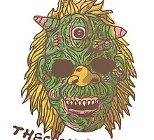 Thee oh sees  by JDIB