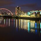 The Clyde - Glasgow by Paul Campbell  Photography