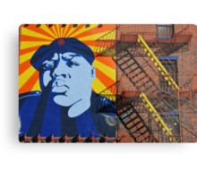 Commandante Biggie Metal Print