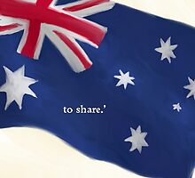 Australian's Against Detention: We've boundless plains by boothart