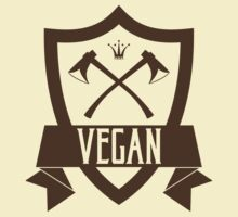 VEGAN COAT OF ARMS by rule30