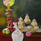 Afternoon tea by Beatrice Cloake