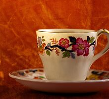 Afternoon Tea by KarenEaton