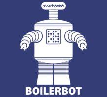 BOILERBOT (white) by jodalry