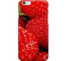 Strawberries! Bolzano/Bozen, Italy iPhone Case/Skin