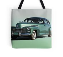 1941 Cadillac Series 61 Sedan 'Studio' Tote Bag