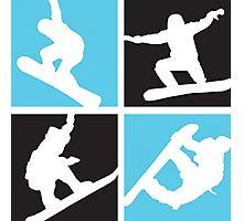 Snowboard  Photographic Print