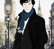 Sherlock  by stanleyheryan