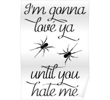 Black Widow - Iggy Azalea / Rita Ora Lyrics Poster
