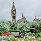 Eaton Hall Church & Seat by AnnDixon