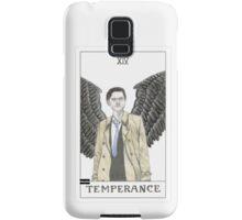 Temperance ~ Castiel Tarot Card ~ Watercolour Samsung Galaxy Case/Skin
