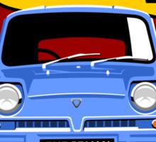 Reliant Supervan Sticker