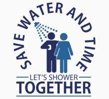 Save water and time, let's shower together by nektarinchen