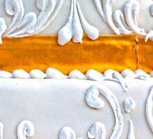 Wedding Cake Texture by aurielaki