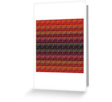 1399 Abstract Thought Greeting Card