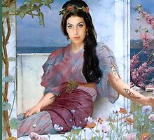 The Garden of Amy Winehouse by PrivateVices