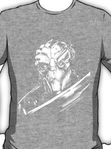 Garus - Mass Effect - White T-Shirt