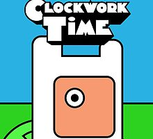 Clockwork Time (Adventure Time) by jezkemp