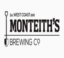 Monteith's Brewery Kids Clothes