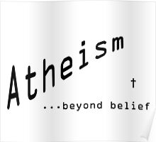 ATHEISM... Poster