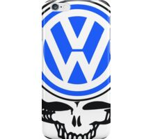 Steal Your Wagen Blue iPhone Case/Skin