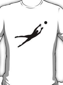 Soccer football goalkeeper T-Shirt