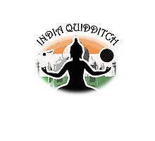 India Quidditch Photographic Print