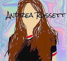 Andrea Russett by KierstenTV