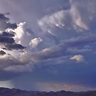 Over Palomino Valley  by SB  Sullivan