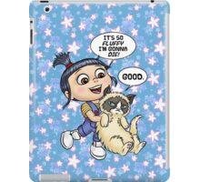 It's So Fluffy! iPad Case/Skin