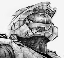 Master Chief by DendaReloaded