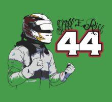 Lewis Hamilton - Still I Rise Kids Clothes