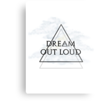 Dream Out Loud Metal Print