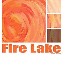 Fire Lake by Traci VanWagoner