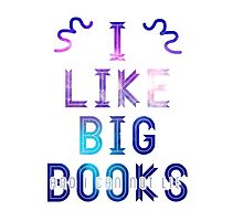 I Like Big Books And I Can Not Lie by Troxbled