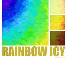Rainbow Icy by Traci VanWagoner