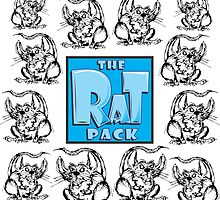 The Rat Pack Group by MontanaJack