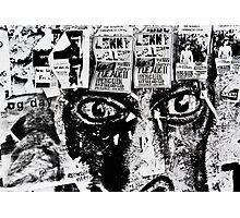 """GRAFFITI"" Photographic Print"