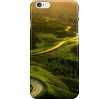 Winding Road iPhone Case/Skin