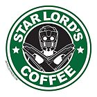 Star Lord's Coffee by Zack Morrissette