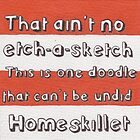 Ain't No Etch-A-Sketch by Jade Jones