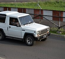 white colored daihatsu taff gt by bayu harsa