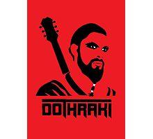 Dothraki game of thrones Photographic Print