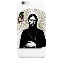 Ra Ra Rasputin iPhone Case/Skin